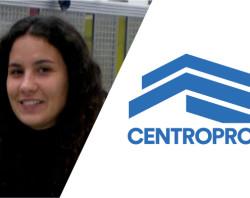 Studentka Stephanie Jane Woodhead z Braziílie na stáži v Centroprojektu