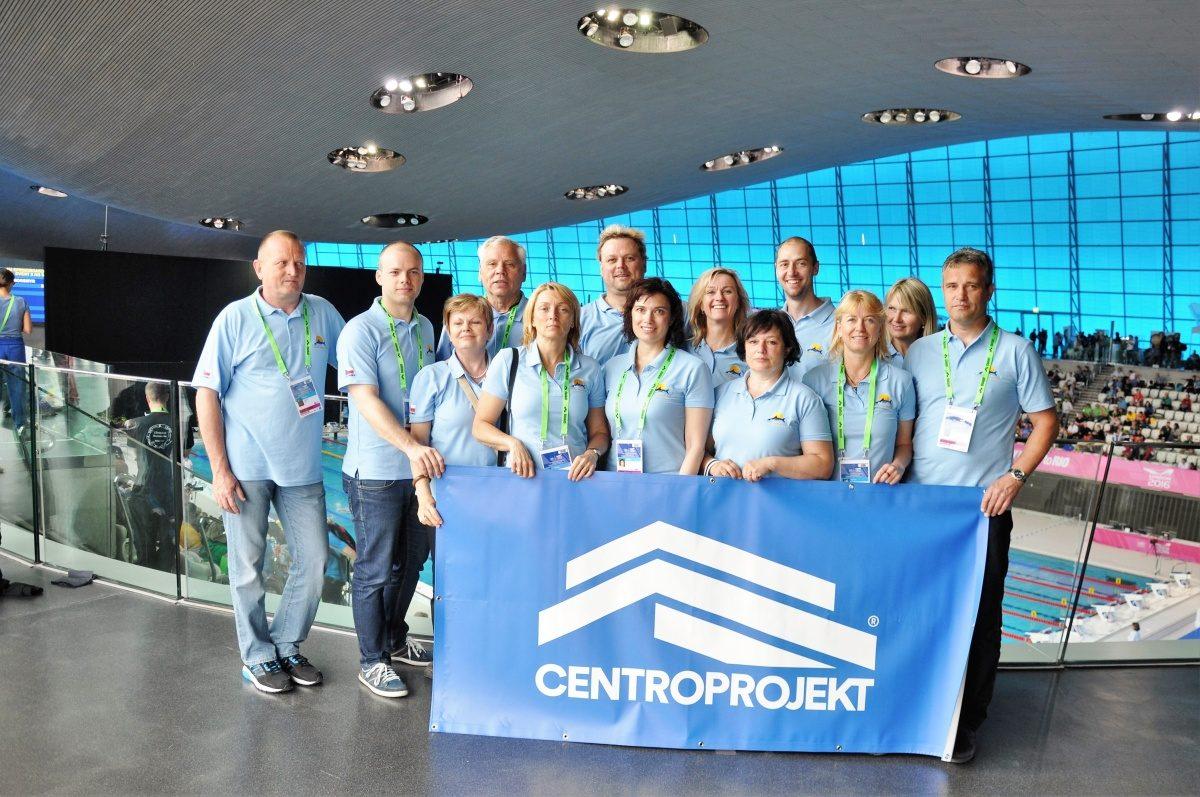 Sponzoring Swim Masters Zlín, 2016
