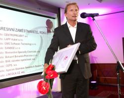 Titul Zaměstnavatel roku 2011 získala společnost CENTROPROJEKT ze Zlína