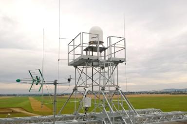 Meteorologický radar Zlínského kraje_centroprojekt