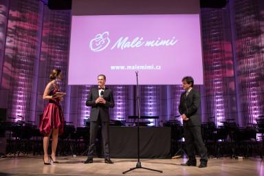 Je nutné také poděkovat organizátorům projektu MaléMimi.cz, že nás oslovili s žádostí o pomoc