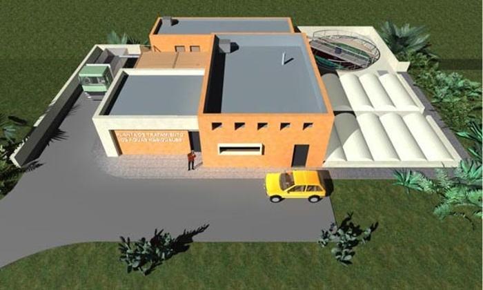 Projekt čistírny odpadních vod v mexickém městě San Miguel de Allende připravil Centroprojekt