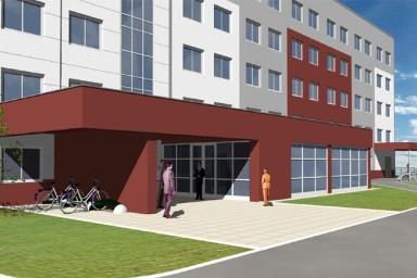 Centroprojekt připravil projekt rozšíření chemického závodu na PES TV ve slovenské Senici