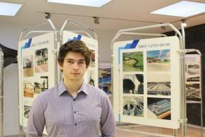 Odborná stáž v projekční firmě Centroprojekt ve Zlíně