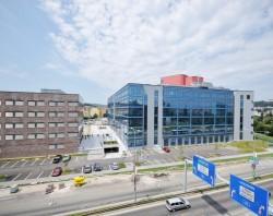 Projekt justičního areálu v Brně
