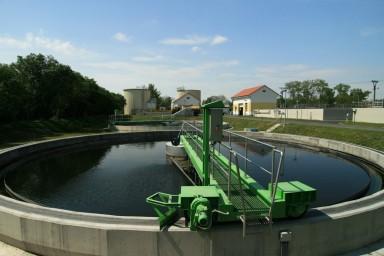 Čistírna odpadních vod v Lipníku nad Bečvou po rekonstrukci