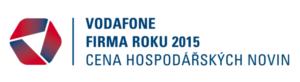 Vodafone Firma roku 2015 - Zlínský kraj
