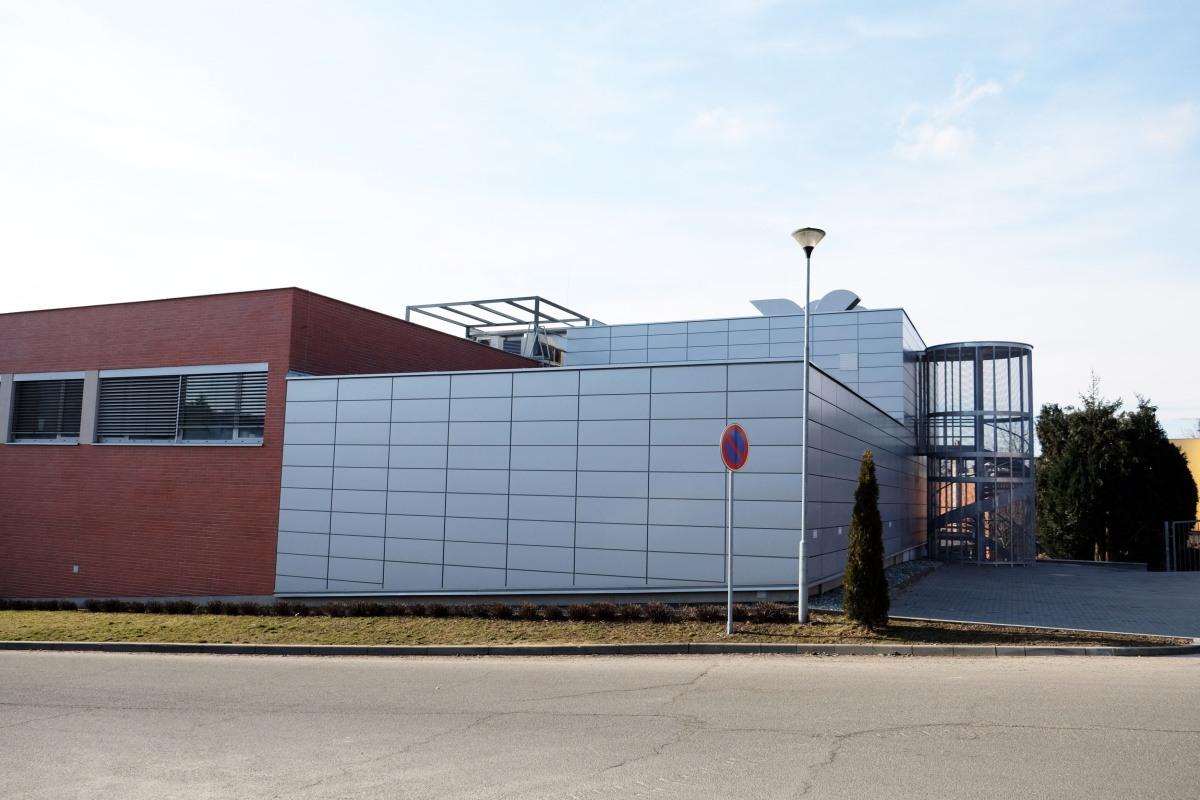 Přístavba v nemocnici Tomáše Bati ve Zlíně pro II. lineární urychlovač