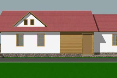 Projekt obecní ČOV v Malém Újezdě