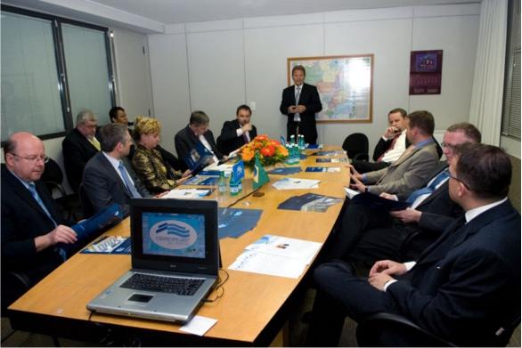 Jak se daří firmě Centroprojekt do Brasil?