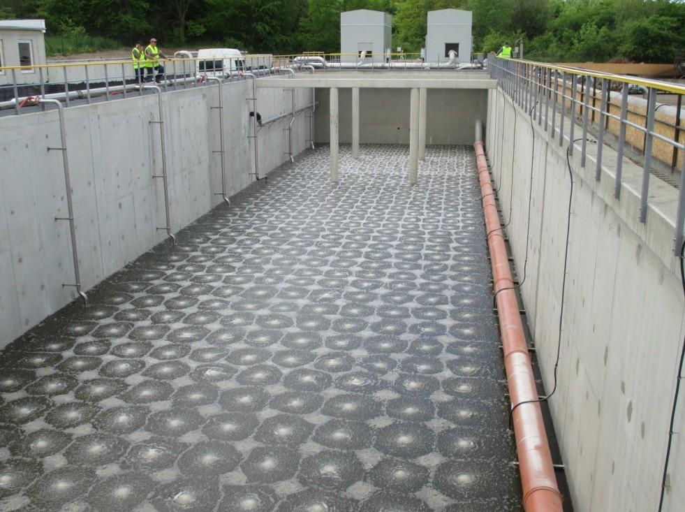 Invent: Rekonstrukce ČOV Kladno-Vrapice
