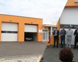 Projekt nové výjezdové základny v Morkovicích-Slížanech