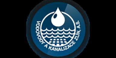 Logo Vodovody a kanalizace Zlín