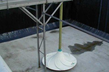 Invent: míchadlo na ČOV v Hodoníně