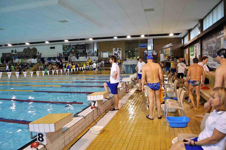 Mistrovství ČR v plavání ve Zlíně podpořil i Centroprojekt